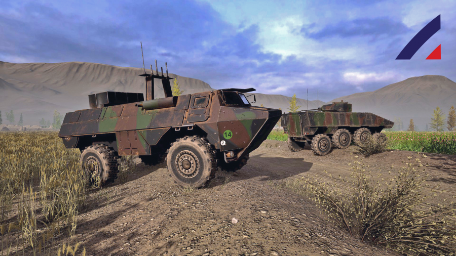 Work In Progress #13 and Vehicles Test