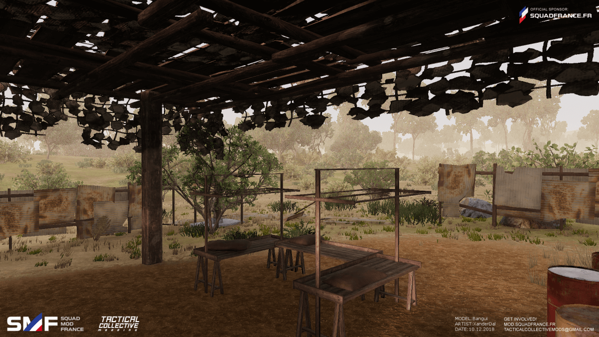 WIP #19 Welcome to the jungle ! & Interview of Sim0 (Sound Designer)