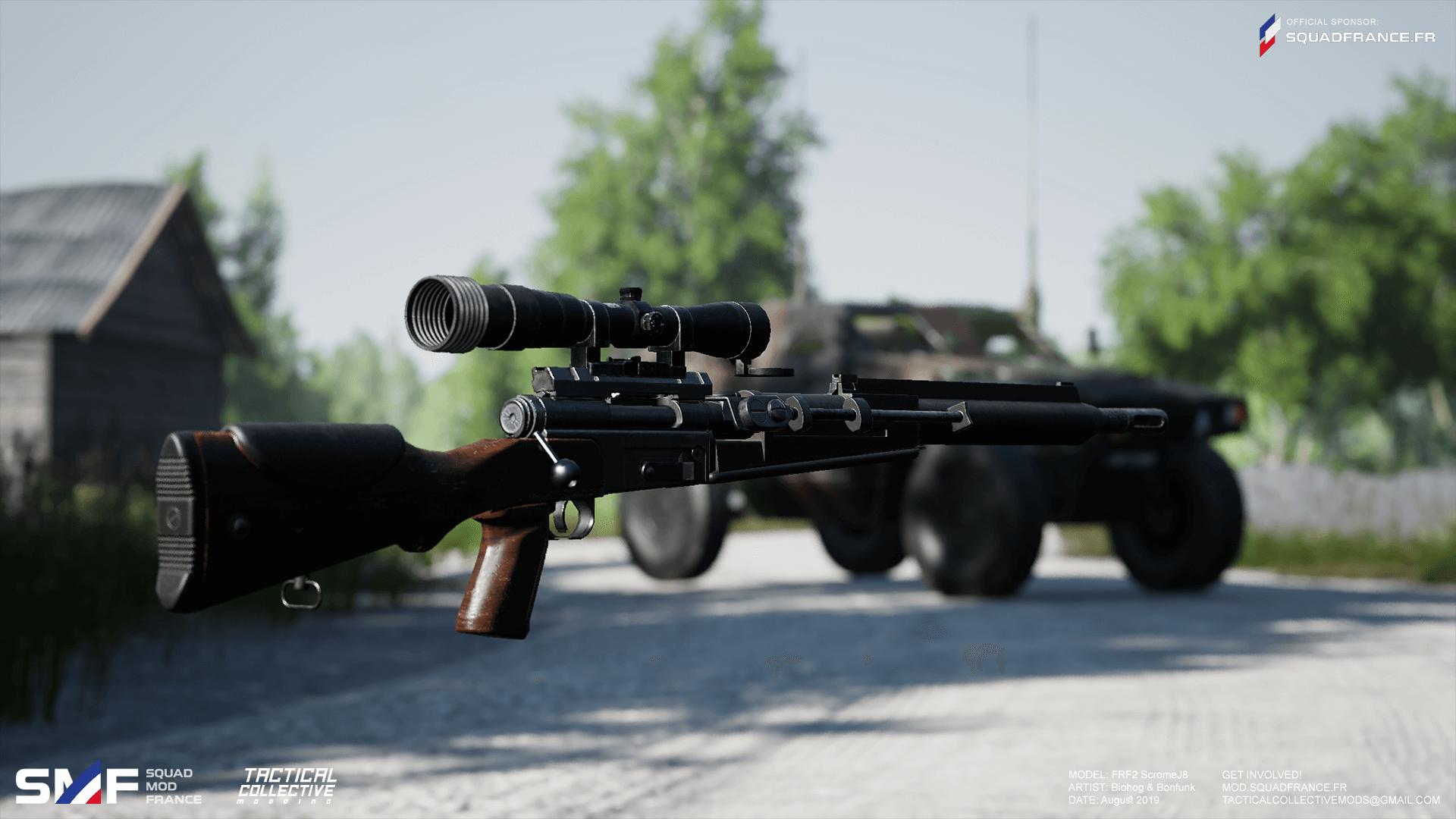 WIP #20 New Sniper